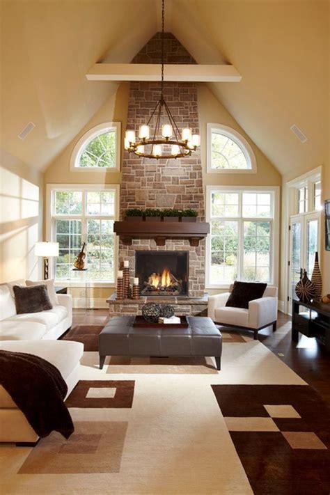 cozy  warm color schemes   living room