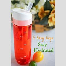 5 Easy Ways To Stay Hydrated  Kleinworth & Co