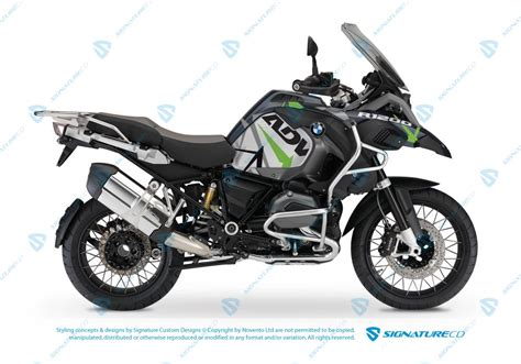 Bmw R 1200 Gs 2019 Modification by Bmw R1200gs Lc Adventure Blue Metallic Matte Spike