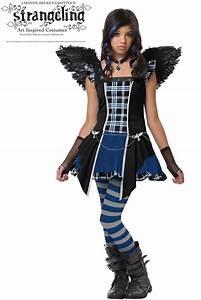 Monster High Strangeling Raven Tween Halloween Costume | eBay