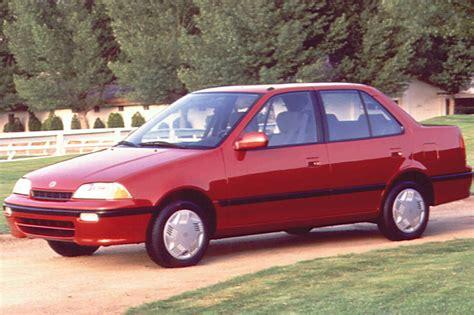books on how cars work 1993 suzuki swift seat position control 1990 94 suzuki swift consumer guide auto