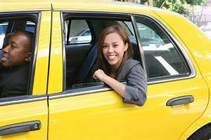 Taking a Taxi Cab for Los Angeles Airport Transportation ...