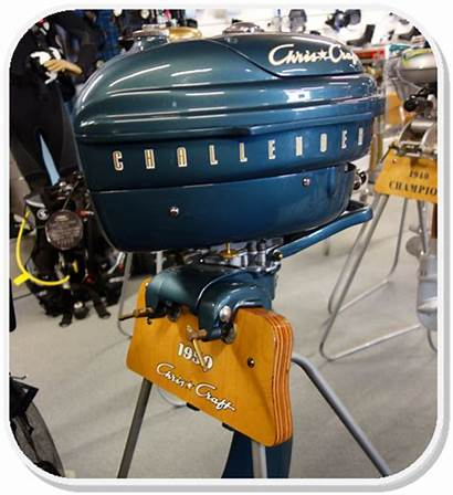 Craft Challenger Chris 1950 Outboard Motors Performance