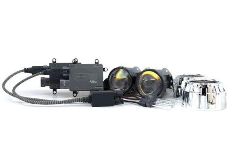morimoto retrofit h1 stage kit mini bi xenon projector iii kits hid headlight headlights gmc universal sierra 2006 custom build