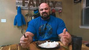 The World's Strongest Man Brian Shaw Reveals What He Eats ...