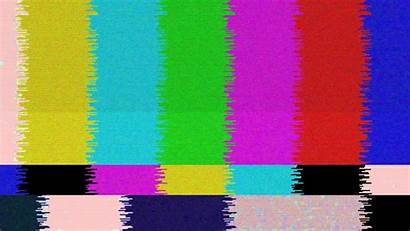 Tv Background Colorful Backgrounds Signal Television Wallpapers