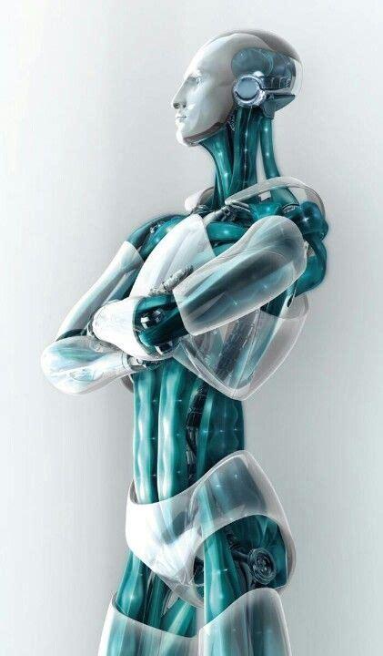 humanoid robot ideas  pinterest cool