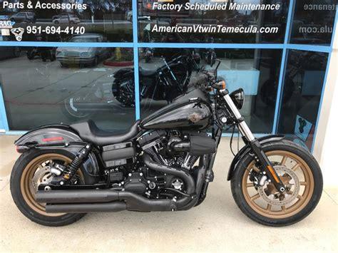 Harley Davidson Dyna Low Rider Bobber