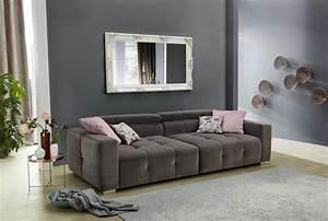 Big Sofas Günstig : trento von job xxl sofa grau sofas couches online kaufen ~ A.2002-acura-tl-radio.info Haus und Dekorationen