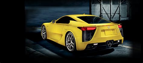 Lexus LFA | Supercar | Explore the vehicle | Lexus.com