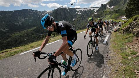 chris froome wins stage  pyrenees   de france