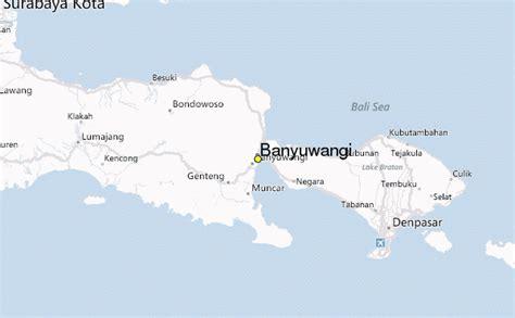 banyuwangi weather station record historical weather