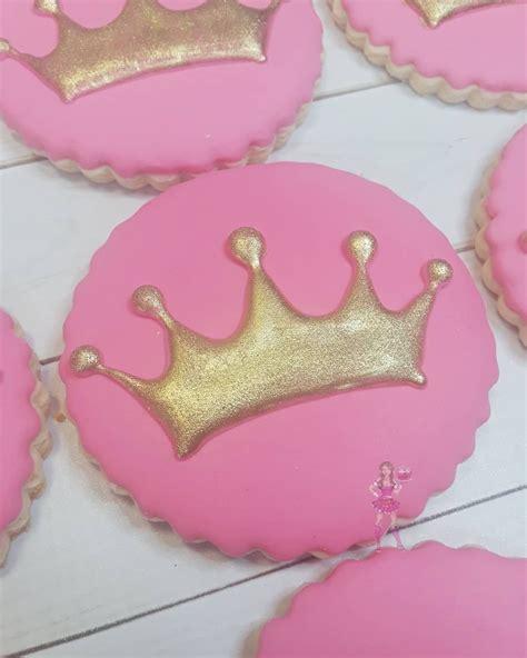 princess princesscookies sugarcookies goldcrown