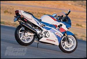 Honda Cbr600f2 And F3  1991