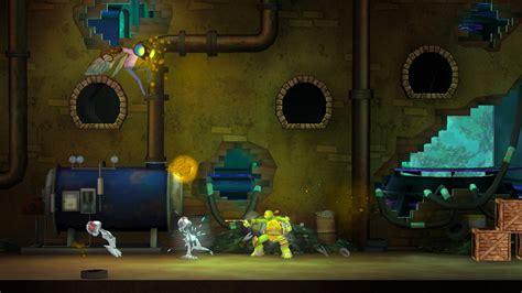 Teenage Mutant Ninja Turtles Danger Of The Ooze Game