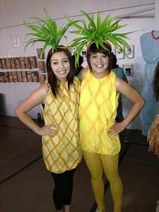 Ananas Kostüm Selber Machen : ananas kost m selber machen diy ideen anleitung fasnacht ananas kost m kost m und fasching ~ Frokenaadalensverden.com Haus und Dekorationen