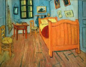 Bedroom Vincent Van Gogh