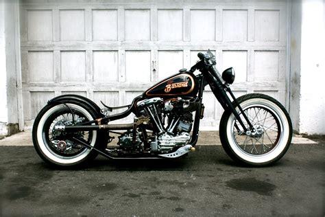 Harley Davidson Bobber Wallpaper 15