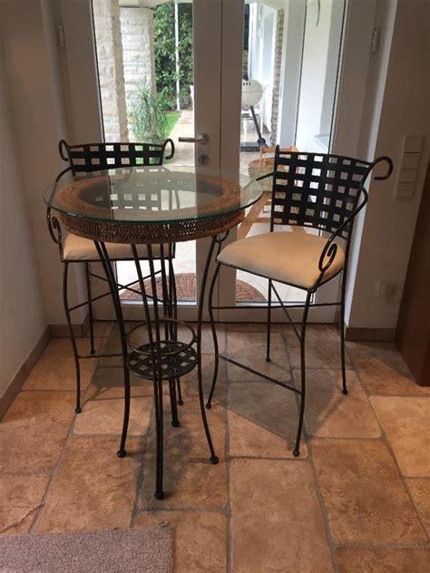 Tisch Mit Zwei Stühlen by Bistrotisch Mit Zwei St 252 Hlen Tisch Mit Zwei St 252 Hlen In