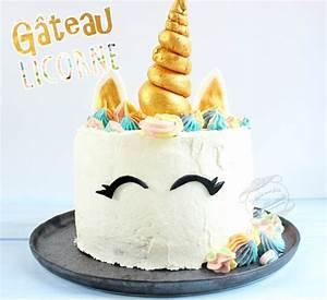 gateau licorne recette anniversaire il etait une fois With idees pour la maison 17 recette gateau au yaourt multicolore