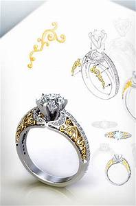 custom engagement ring design your own With custom designed wedding rings