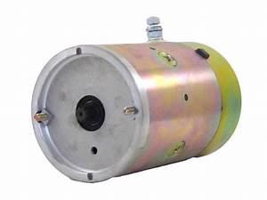 Electric Pump Motor Fits Dell Lift Gates Maxon Sno