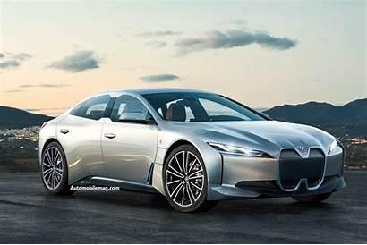 Future Cars Bmw I4 Automobile Series