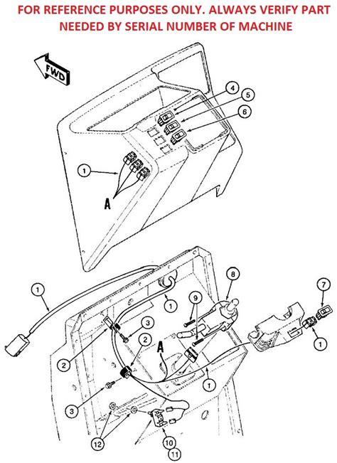 Case Loader Backhoe Parts Electrical Shifters