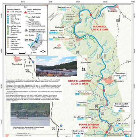 Pennsylvania Water Trail Guides and Maps