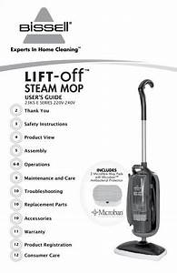 Shark S3250 Steam Mop Manual