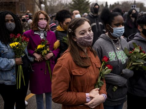 Protests Grow In Minnesota And Around U.S. Over Death of ...