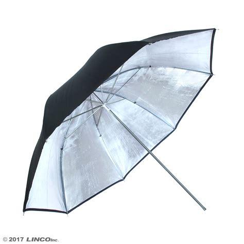 photography studio silver umbrella reflector linco
