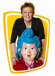 Who play Bessie? - The lazy town Trivia Quiz - Fanpop