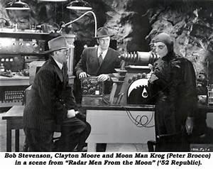 """Clayton Moore serials, George Wallace, """"Comando Cody ..."""