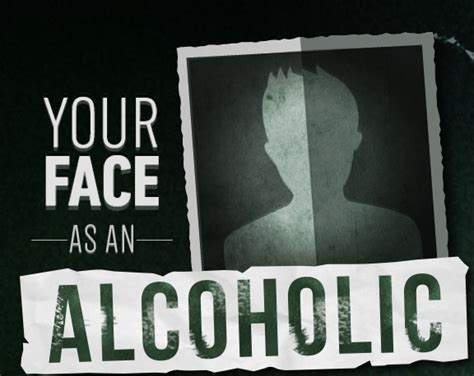 alcohol abuse  physical appearance   year