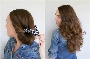 Locken Mit Haarband Frisuren F R Locken 4 Effektvolle Ideen F R Das