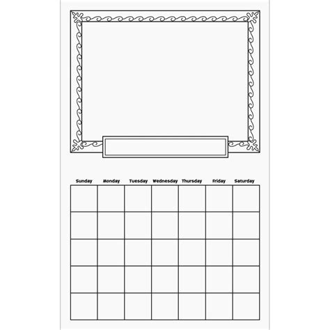 Create My Own Calendar Template Costumepartyrun