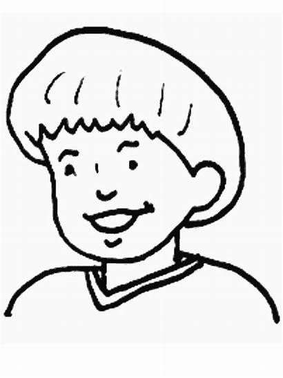 Coloring Pages Children Thanksgiving Boy Tasket Tisket