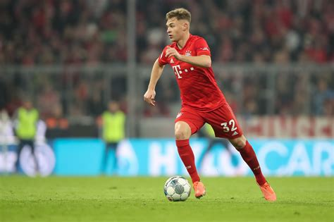 Joshua kimmich, 26, from germany bayern munich, since 2015 defensive midfield market value: Joshua Kimmich reveals his goals with Bayern Munich