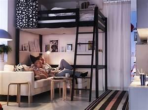 Deco Ikea Salon : id e d coration salon ikea ~ Teatrodelosmanantiales.com Idées de Décoration