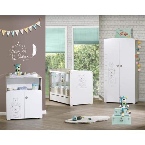 chambre bebe prix armoire chambre bébé 2 portes basile baby price pas cher à