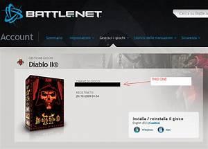 Diablo 2 Where Do I Find My 26 Character CD Key Arqade