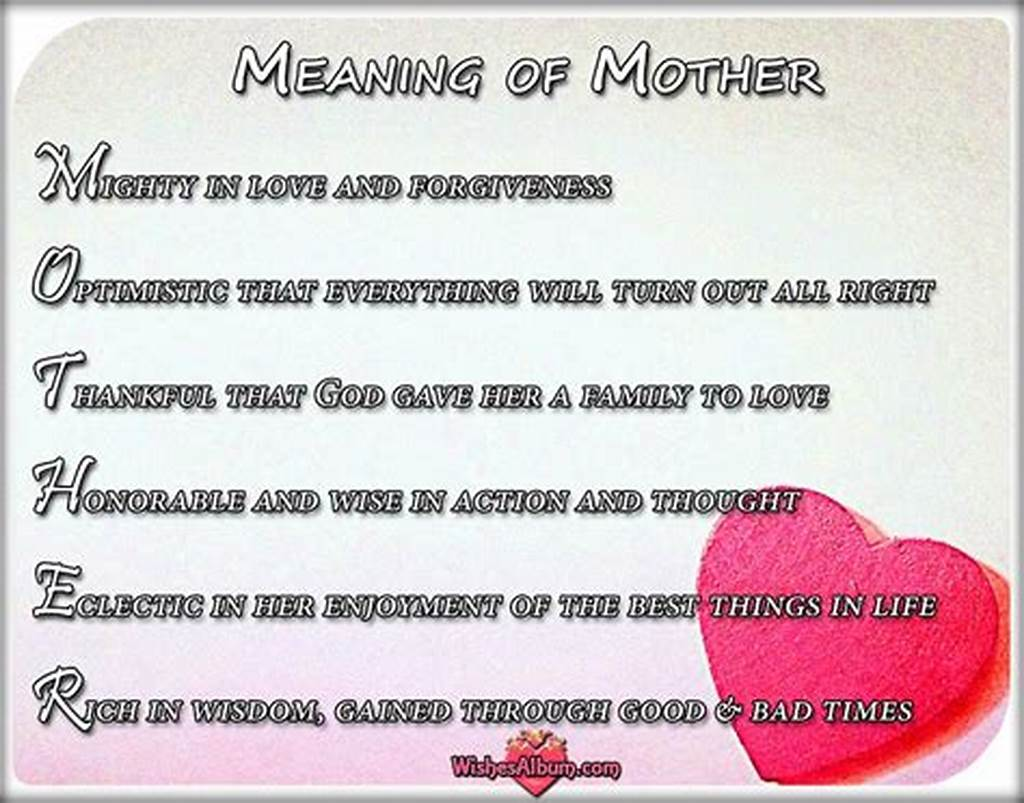 #Sweet #Mother'S #Day #Messages #For #Sweet #Mothers