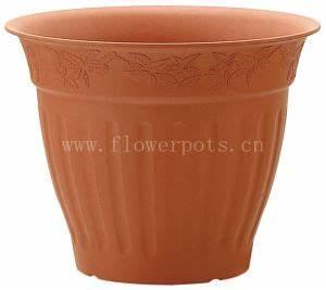 Pot Fleur Plastique : rond en plastique pot de fleurs kd7501 kd7506 rond en ~ Premium-room.com Idées de Décoration