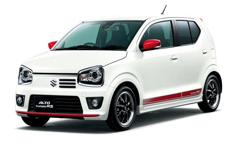 Suzuki Car : 2015 Suzuki Alto Turbo Rs Is Pocket Racer From Japan