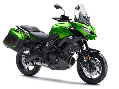 2015 Kawasaki Versys 650 Abs/650 Lt Preview + Video