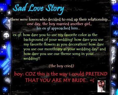 Short Sad Love Stories  I'm So Lonely