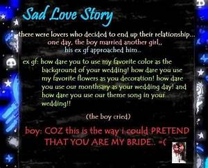 Short Sad Love Stories | I'm So Lonely...