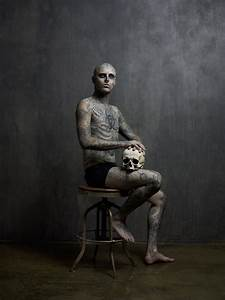 Picture Of Rick Genest