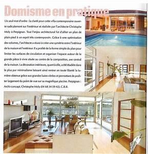 Agence Architecture Montpellier : archi concept agence d 39 architecture perpignan toulouse et montpellier ~ Melissatoandfro.com Idées de Décoration